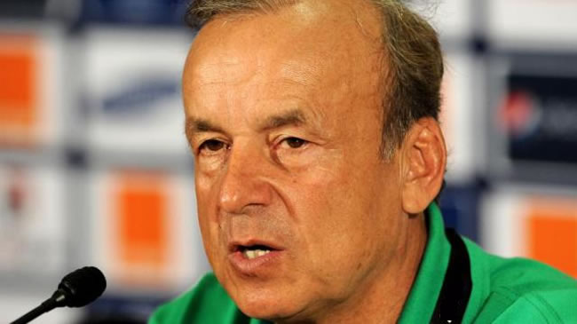 Russia 2018: Eagles physically, mentally ready to battle Croatia - Rohr