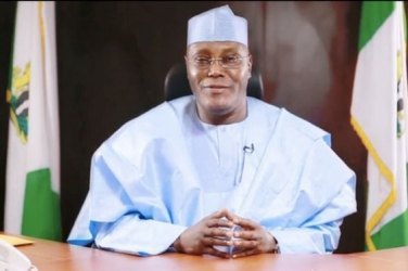 Love is the gift of the season – Atiku