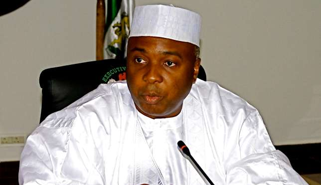 Reports that N310million was stolen was from Saraki's house is April Fool – Aide