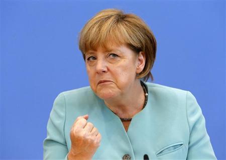 Merkel to meet UN refugee Chief in Berlin