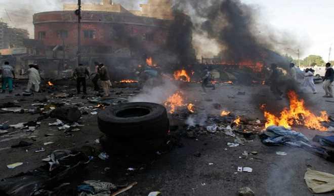 Again, multiple explosions rock Maiduguri