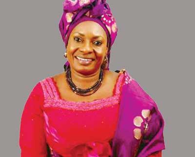 Ex-Plateau Deputy Gov, Pauline Tallen loses husband