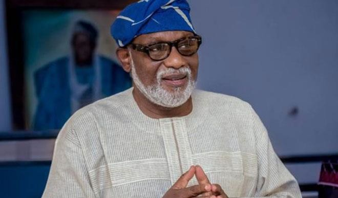 Akeredolu urges Senate to confirm Magu's appointment as EFCC chairman