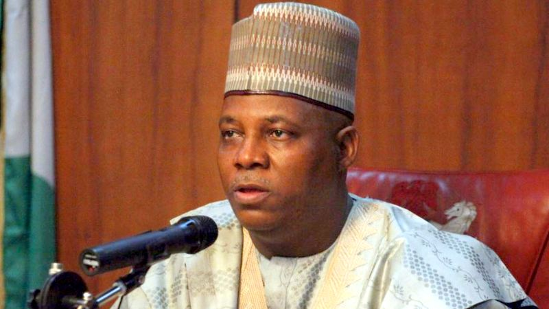 VP in Closed Door Meeting with Service Chiefs, Borno Gov