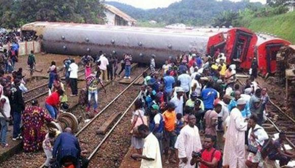 Kano bound train from Lagos derails in Osogbo