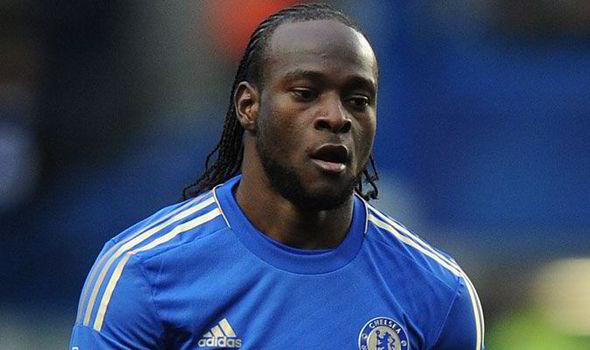 Moses signs new Chelsea contract extension