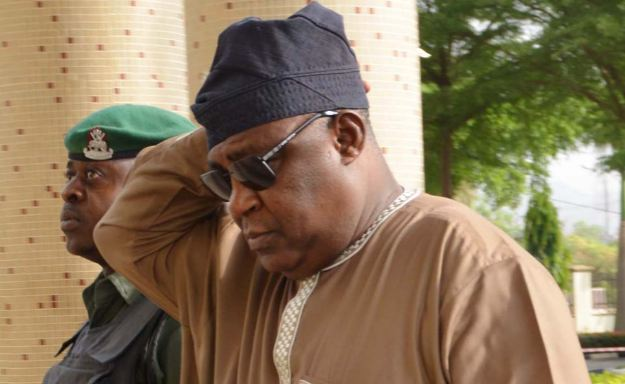 We conducted search on Badeh's house in his absence- witness