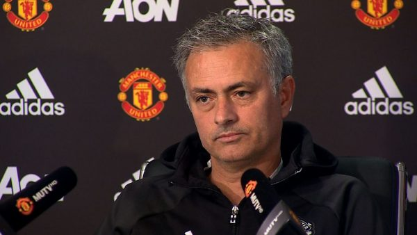 Jose Mourinho: Man Utd boss unhappy with 'Playstation football' against Basel