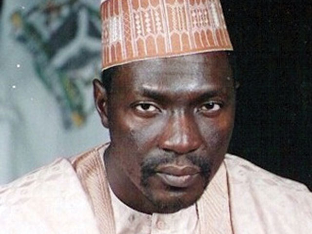 Makarfi warns PDP members against dragging party to court