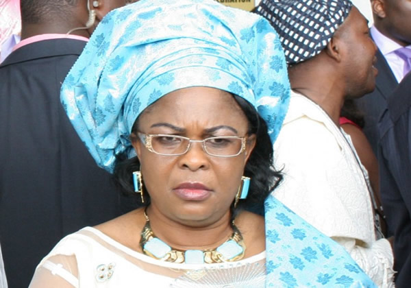 JUST IN: A'Court judge withdraws from Patience Jonathan's $5.9m suit