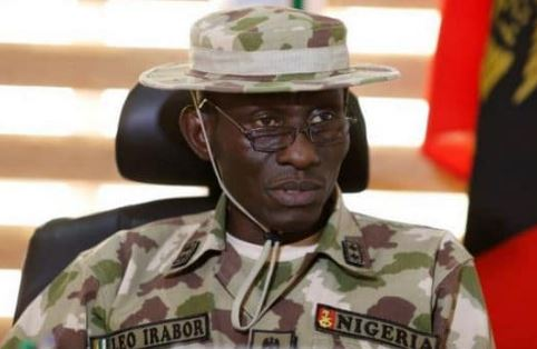 Army parades 3 arrested female suicide bombers, promises to end Operation Lafia Dole soon