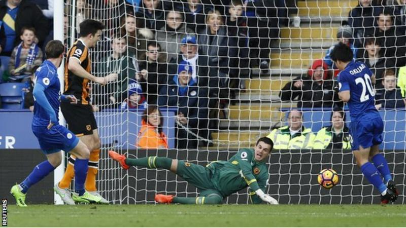 Leicester City secures back to back victories