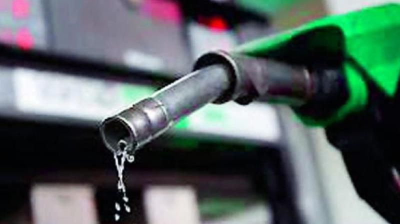 ImageFile: Crude oil remains under pressure as US producers push prices downward