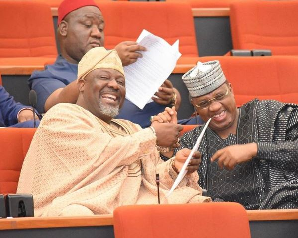 ImageFile: Once bitten not twice shy: Sen. Melaye expresses disappointment at Magu