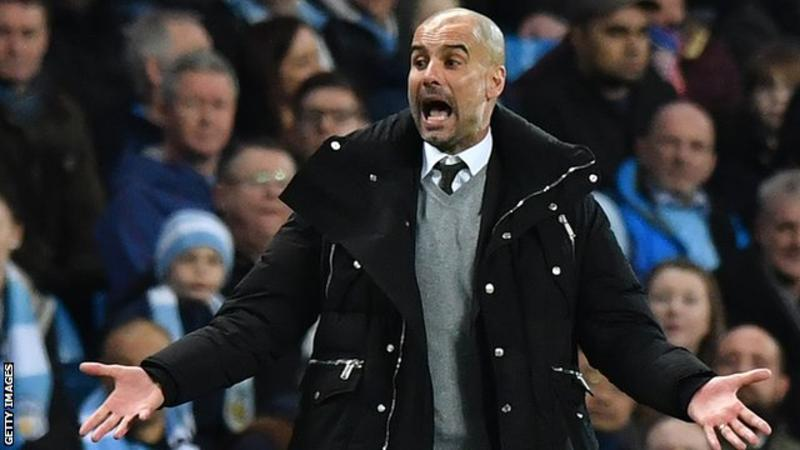 No trophies would be a failure - Guardiola