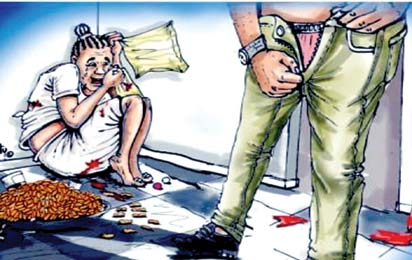 Man 47 rapes four year old girl, gets bail