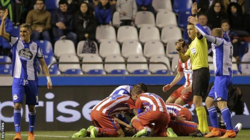 Fernando Torres: Atletico Madrid striker leaves hospital after head injury