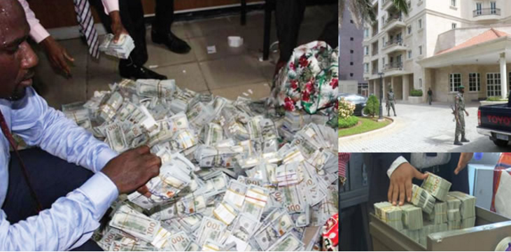 N15bn recovered loot: EFCC reveals owner of Ikoyi apartment