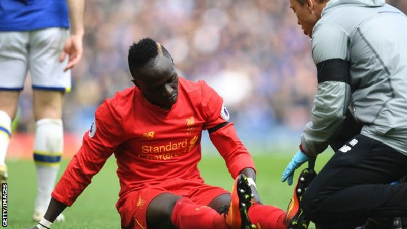 Injured Mane gets Senegal call-up