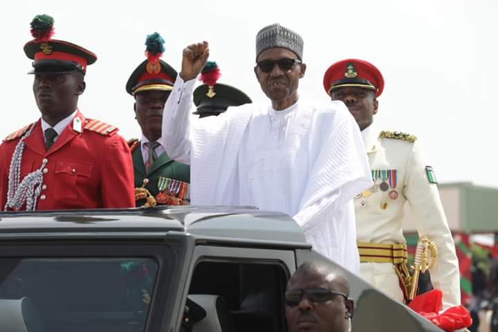AU endorses Buhari to champion fight against corruption