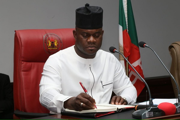 COVID-19: Surrender yourself for test if you are sure of your status - PDP tells Yahaya Bello