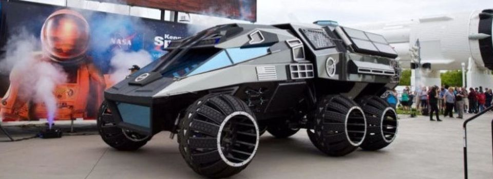 ImageFile: Video: NASA unveils 'Out of This World' Mars Rover