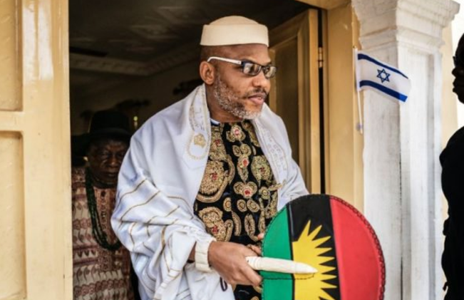 IPOB is a peaceful mass movement, not violence - Kanu