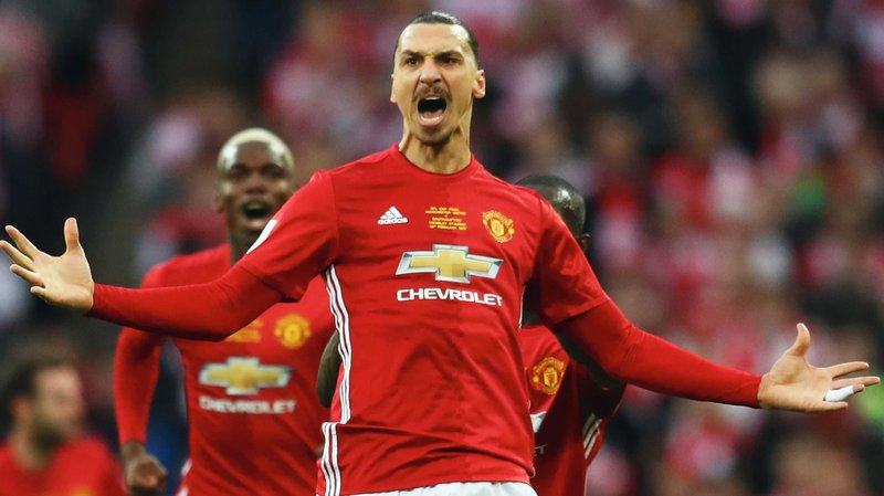 Zlatan Ibrahimovic is Manchester United's 'extra man' - Jose Mourinho