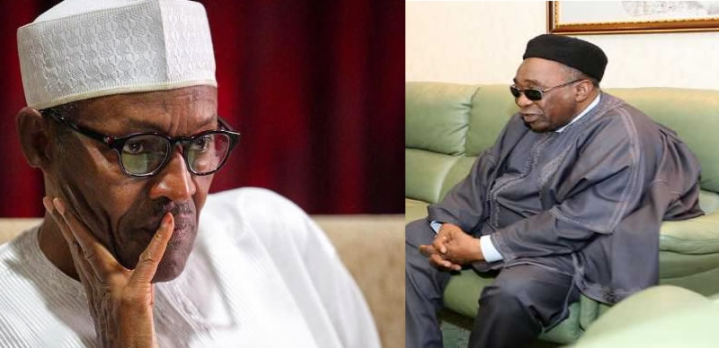 Maitama Sule: Buhari writes Ganduje from London, commiserates with Kano
