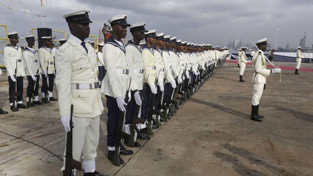 Nigerian Navy to strengthen ties with South African counterpart, says CNS