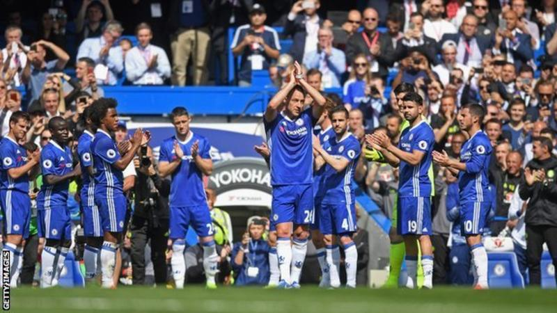John Terry, Chelsea to avoid FA action for pre-arranged farewell substitution