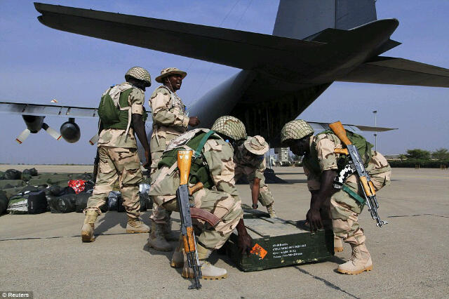 Nigerian Air Force deploys 150 Special Forces to Taraba
