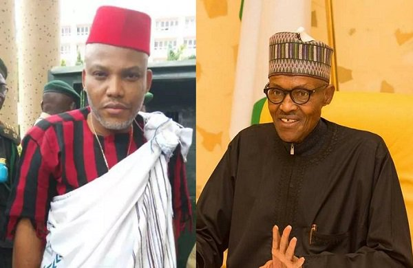 If I'm rearrested, this country will burn - Nnamdi Kanu