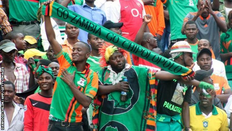Zambia overcome double blow to beat Algeria