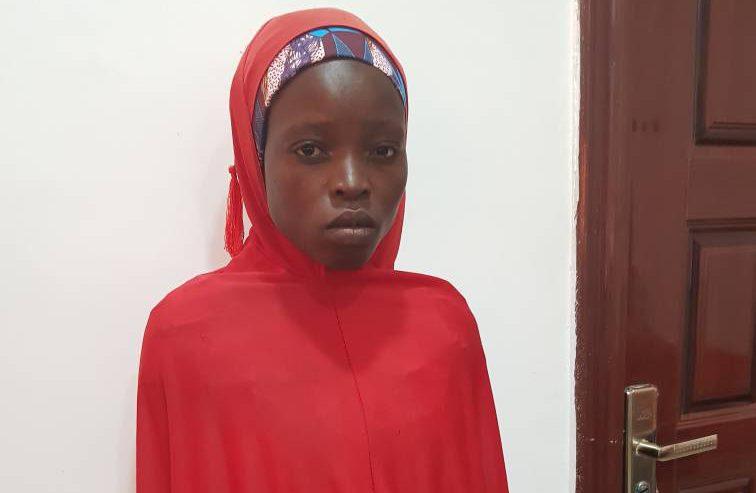 Rescued Chibok Girl Identified As Salomi Pagu
