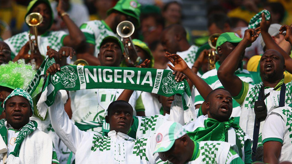 2018 World Cup: 75 Nigerian football fans abscond in Russia – Official