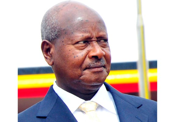 Ugandan president to ban oral sex, says 'the mouth is for eating'