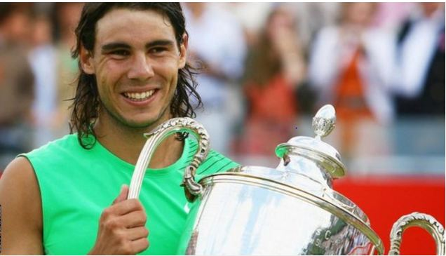 Nadal planning Aegon Championships return