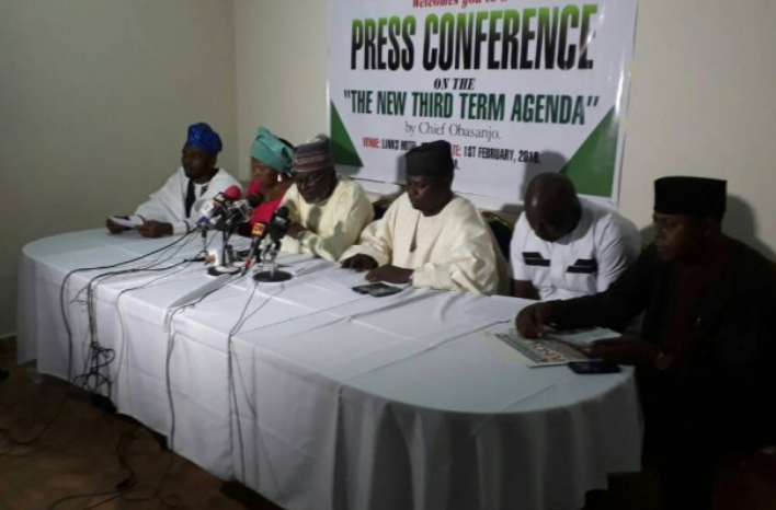 Obasanjo Declares Membership Of Coalition For Nigeria Movement