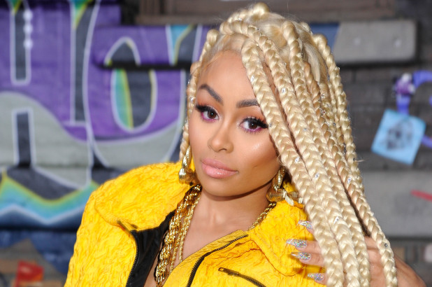 RUMOR PATROL: Is Blac Chyna pregnant by 18-year-old boyfriend?