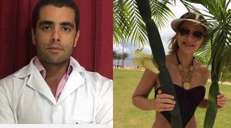 Brazilian plastic surgeon 'Dr Bumbum' on run after patient dies
