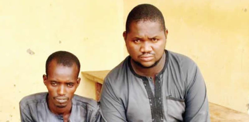 Robbery suspects blame 'Allah' for their arrest by police