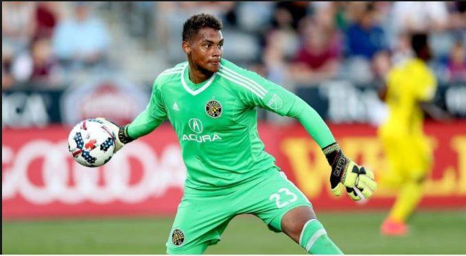 DONE DEAL? Man City and Columbus Crew agree Zack Steffen fee