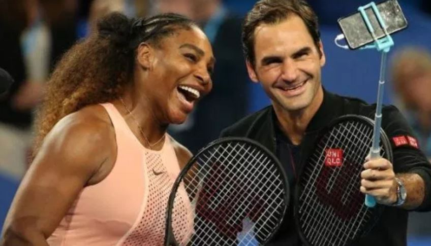 Federer takes Swiss into Hopman Cup final, Serena completes sweep