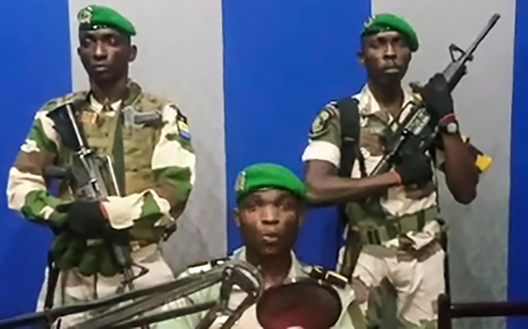 Gabon: Two suspects killed, seven captured in failed coup attempt