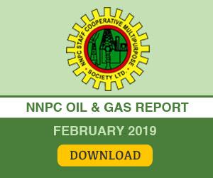 NNPC FEB 2019 REPORT
