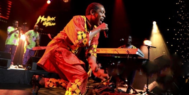 2019 AFCON: Femi Kuti, others thrill at colourful opening ceremony in Cairo