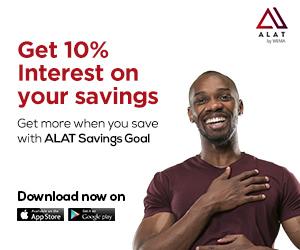 10% on savings