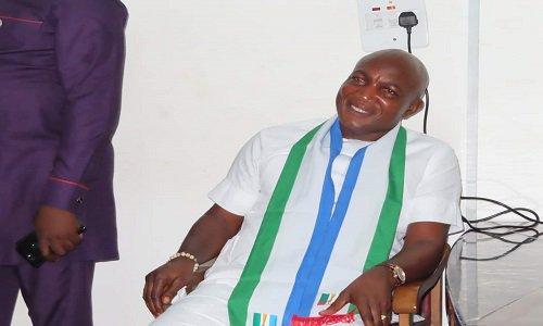 Buhari congratulates Bayelsa Governor-elect David Lyon