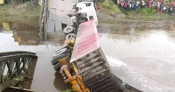 Residents in some communities in Ogbia, the Local Government Area of former President Goodluck Jonathan, have been rendered stranded following the collapse of a major bridge in their area.